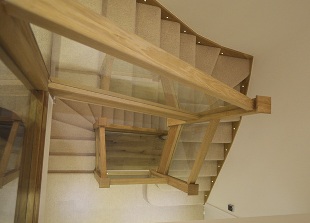 Staircase Manufacturer, timber Stair manufacturer, UK and