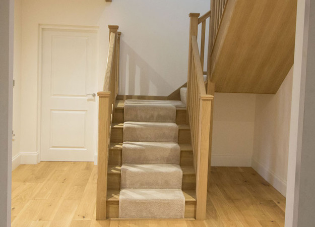 Staircase manufacturer timber stair manufacturer uk and for Ready made stairs