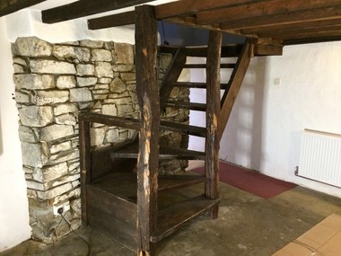 Old Stair 1