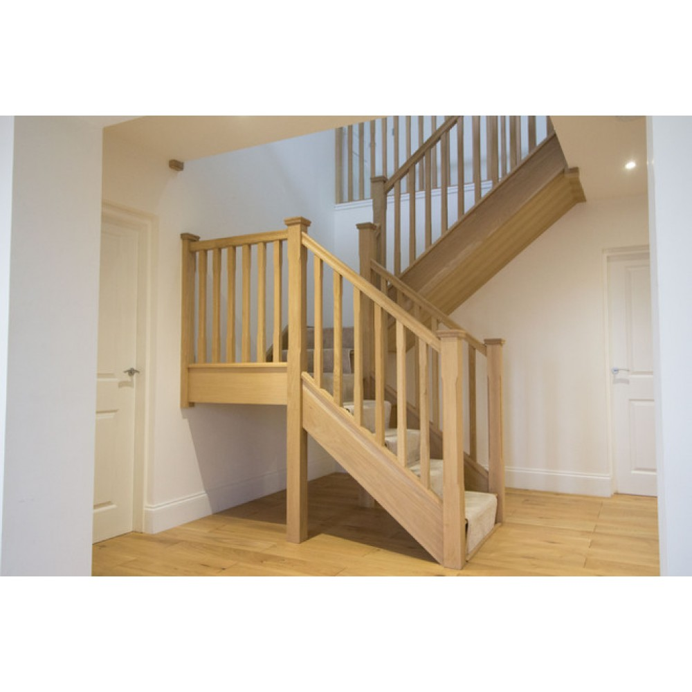 White Oak Trademark Bottomrail