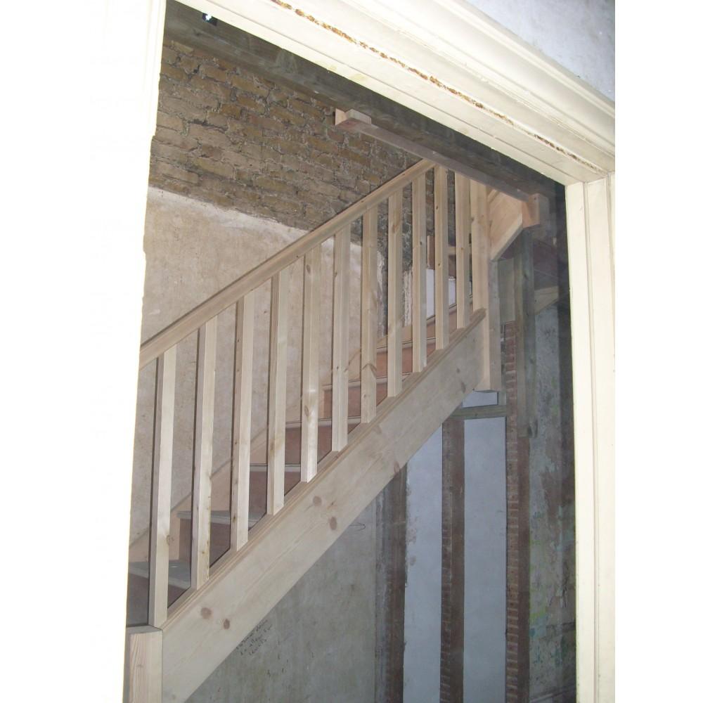 Pine Signature Handrail