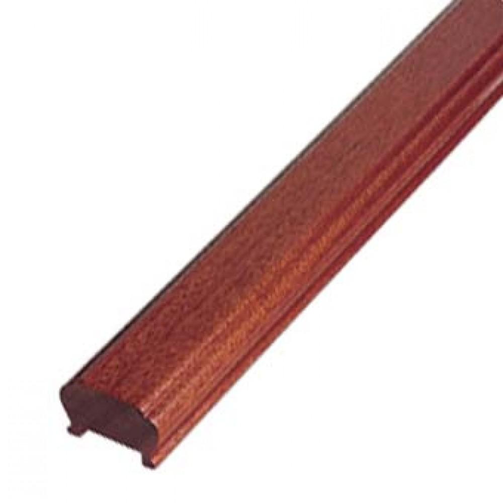 Sapele Signature Handrail 32mm Groove