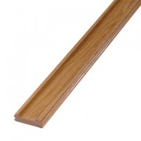 White Oak Craftmans Choice Bottomrail 56mm Groove product image