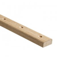 White Oak Elements Bottomrail Pre Drilled product image
