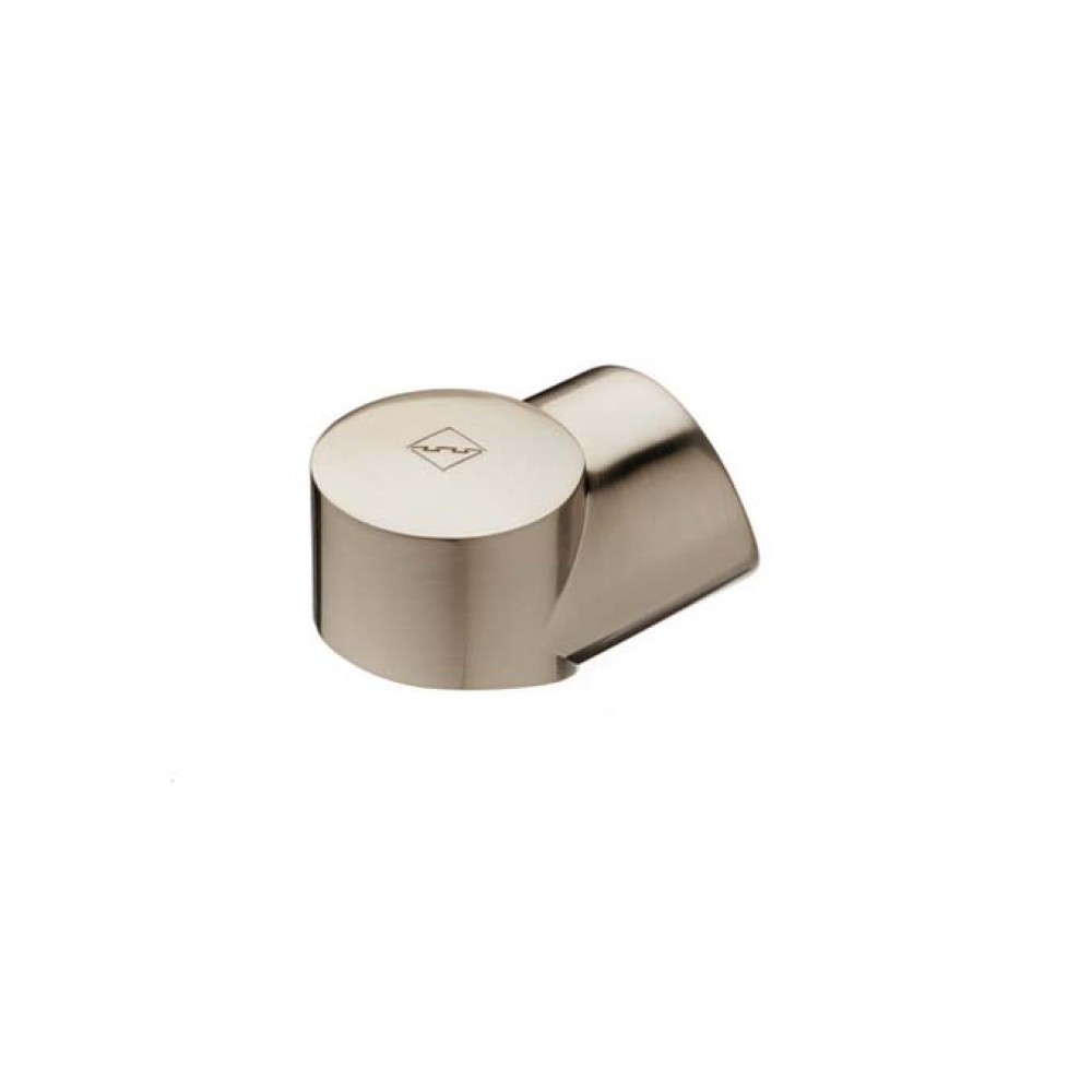 Fusion Landing Connector Brushed Nickel