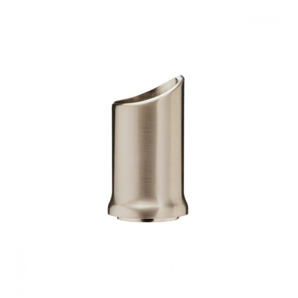 Fusion Newel Base Connector Brushed Nickel