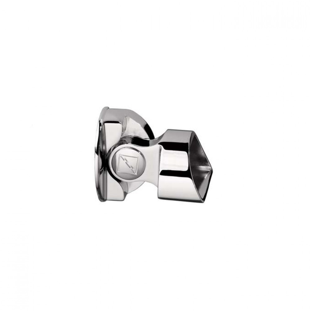 Fusion Suspended Baserail Connector Chrome Finish