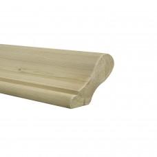 Pine Sows Ear Handrail