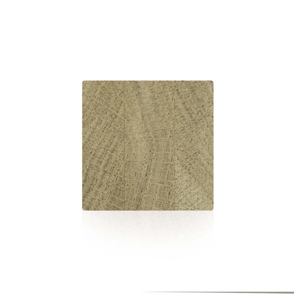 White Oak Plain Handrail 56x56mm