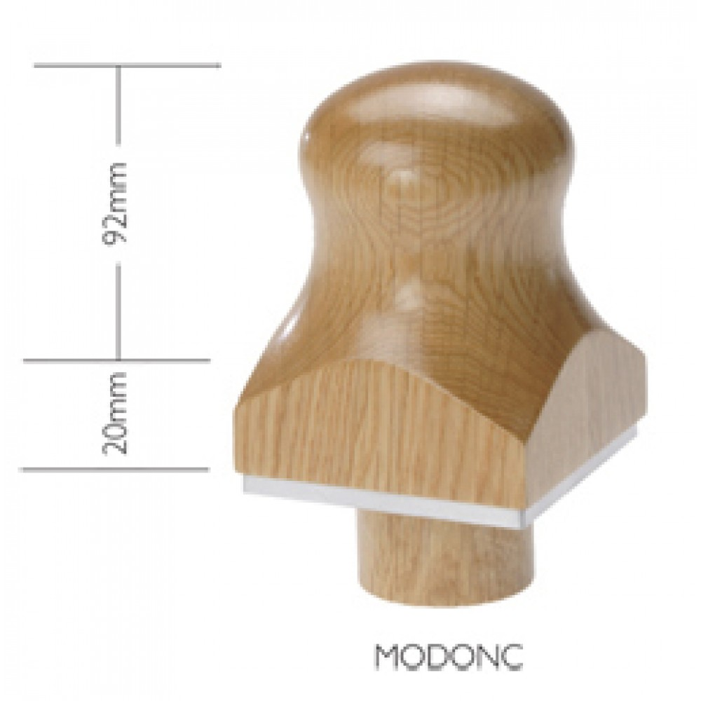 White Oak Modus Cap with detail plate