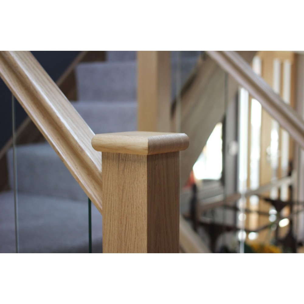 White Oak 90mm Square Post