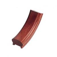 Sapele Signature Handrail Upramp product image