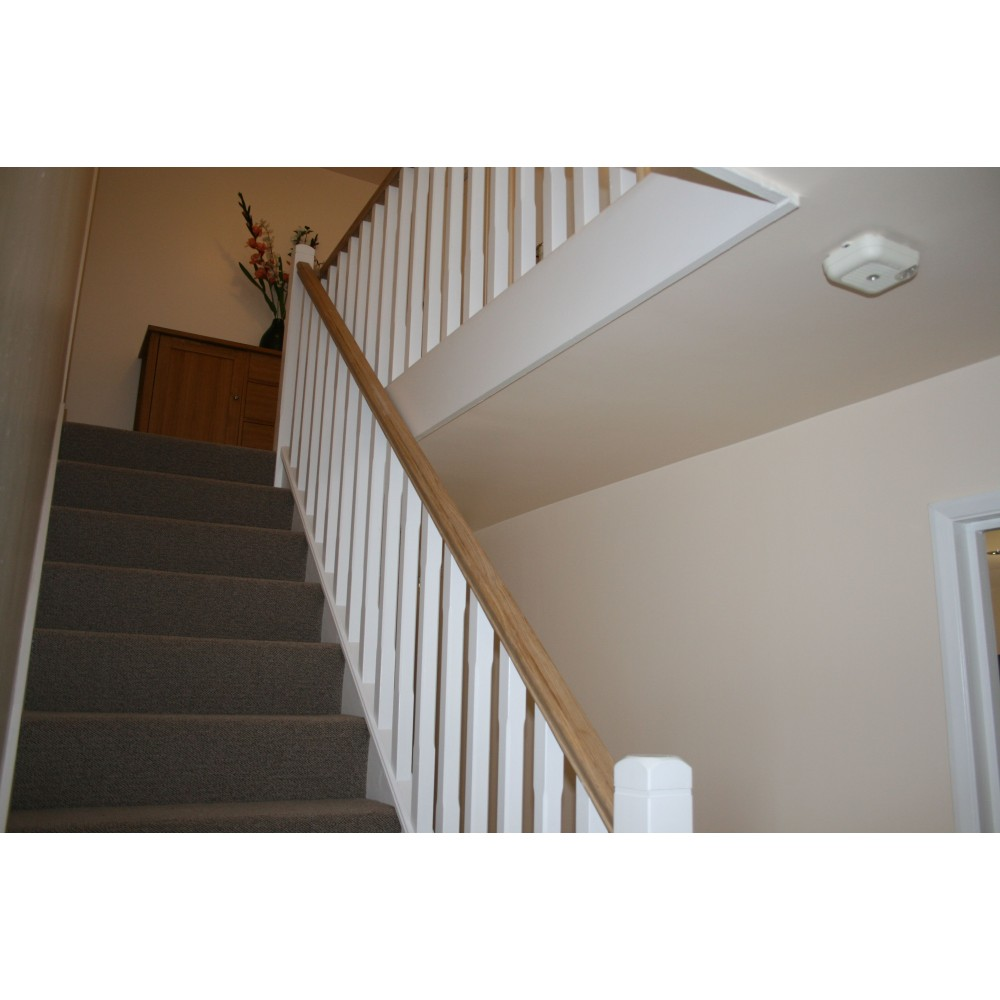 White Oak Signature Handrail