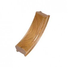 White Oak Signature Handrail Upramp