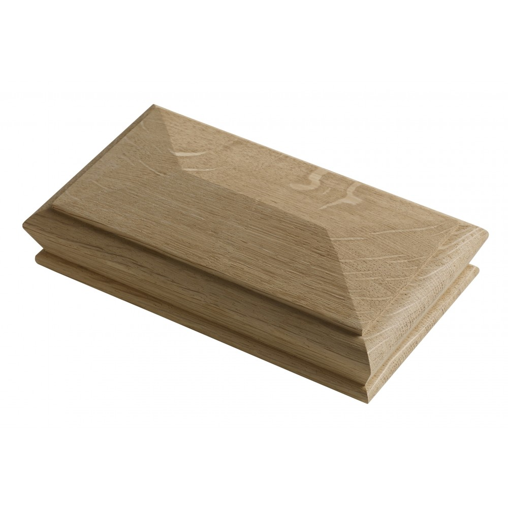 White Oak Trademark Double Pyramid Cap