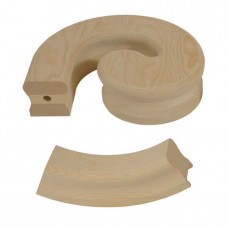 Hemlock Trademark HDR Right hand volute