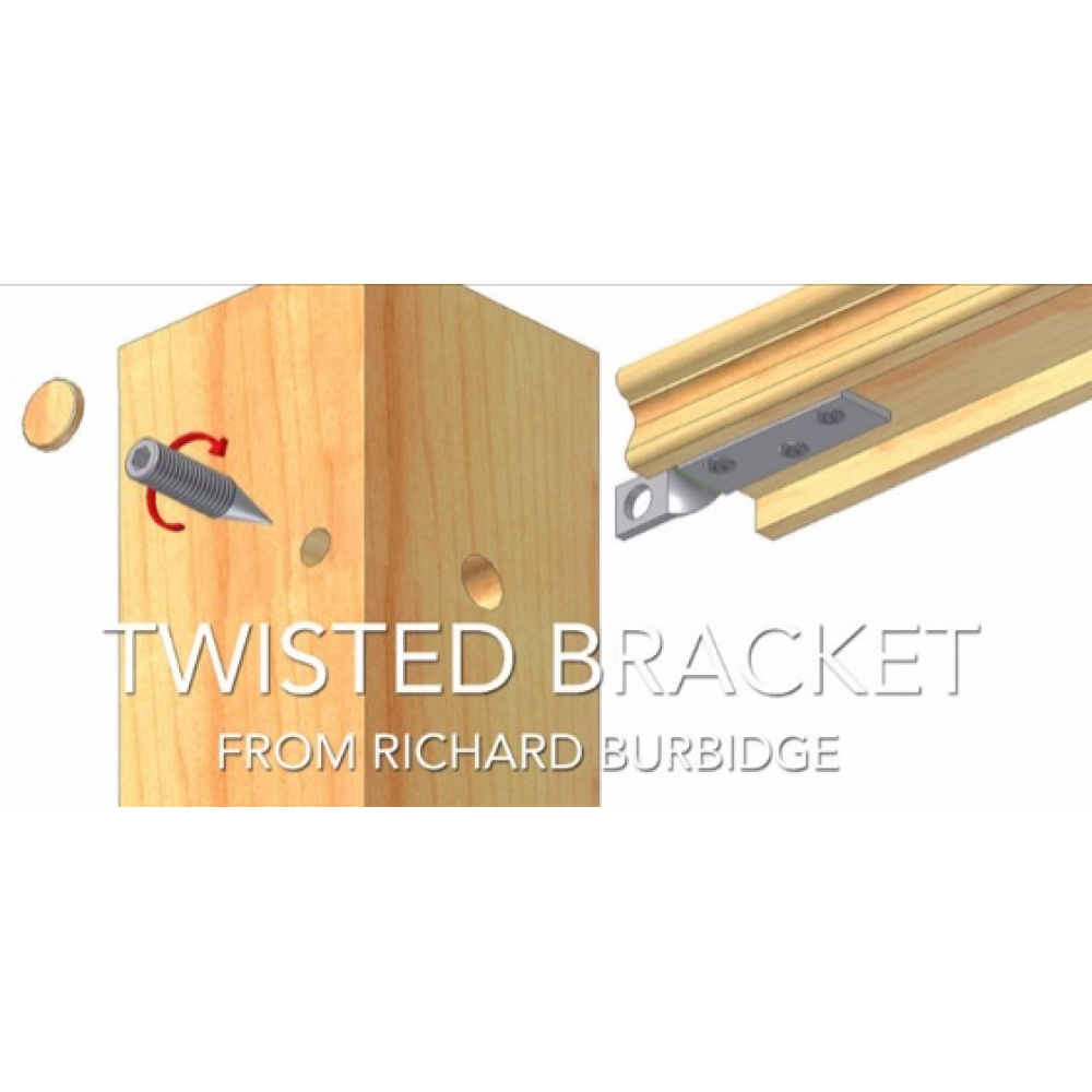 Landing Twist Bracket kit