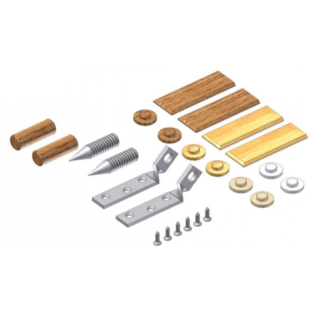 Rake Twist Bracket kit