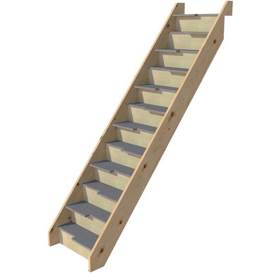 Paddle E Saver Loft Staircase