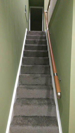 Made To Measure Straight Staircase