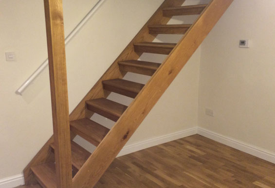 Tkstairs different types and constructions of timber for Different kinds of stairs