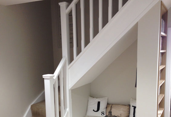 TKstairs: Different types and constructions of timber staircases