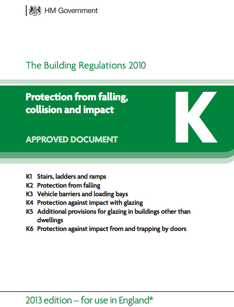TKStairs: Advise on domestic building regulations