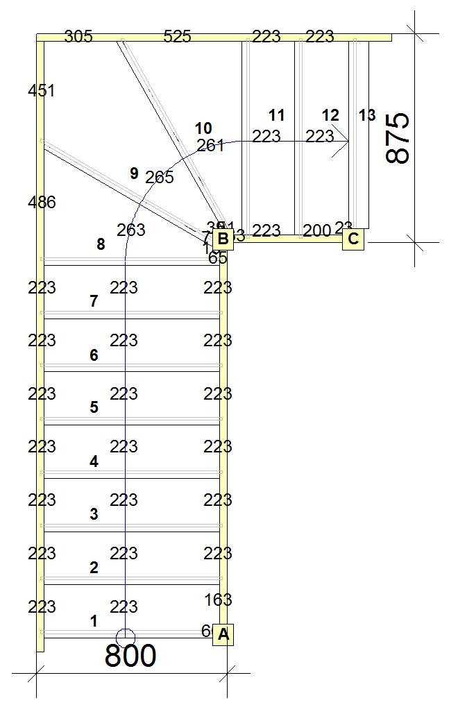 Staircase Regulations Uk >> Tkstairs Advise On Domestic Building Regulations